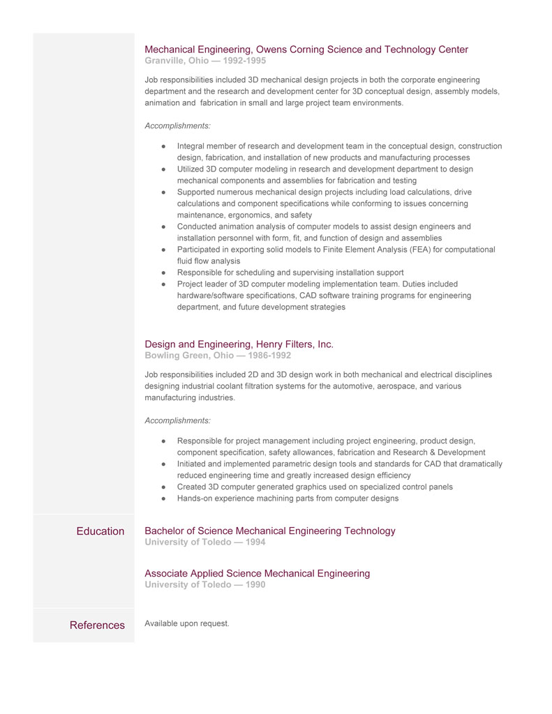 Best Bilingual Technical Service Agent Resume Example Livecareer Templates  Resume Modern Resume Format Modern ...